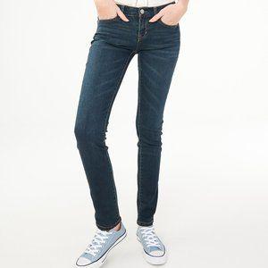 *3/$18*Aeropostale Low-Rise Skinny Jean Size 6S
